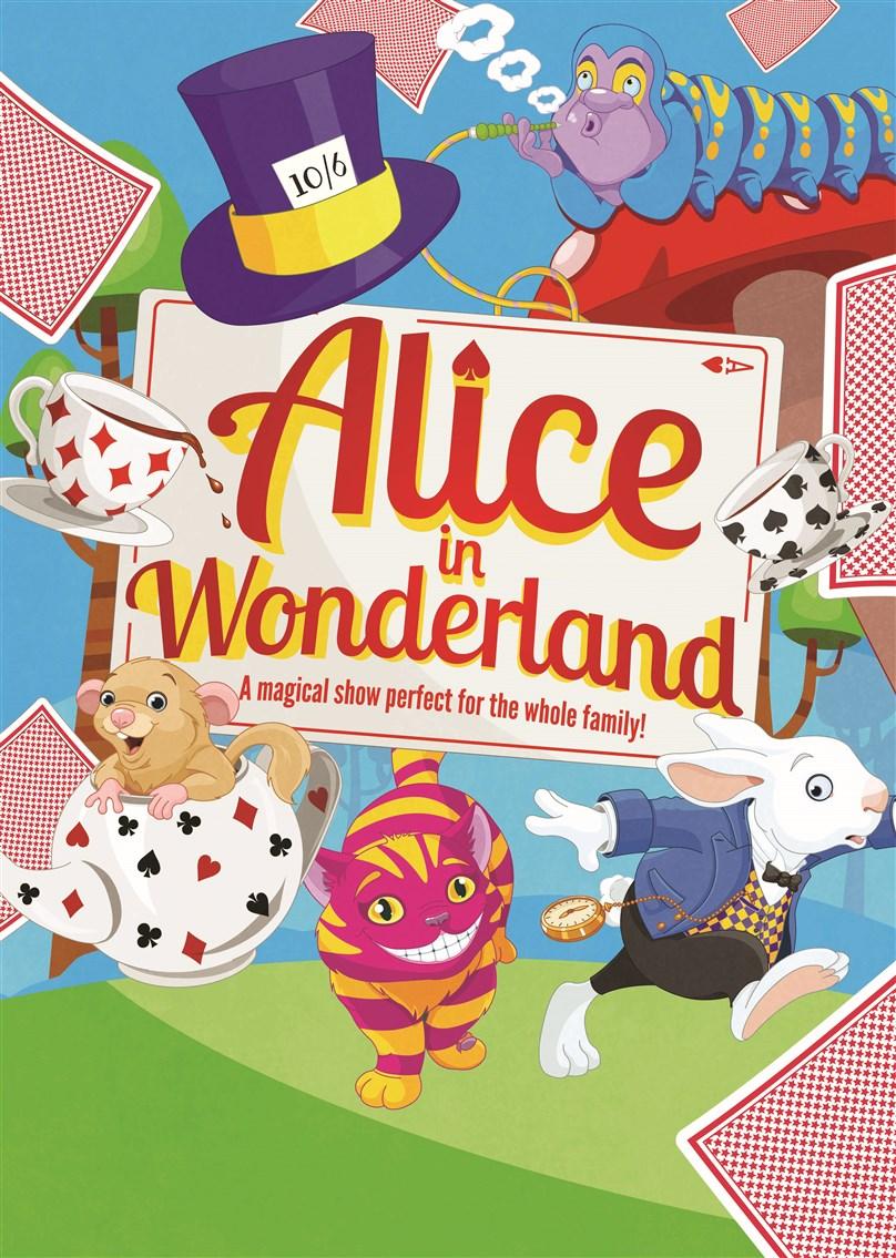 Immersion Theatre presents 'Alice in Wonderland'