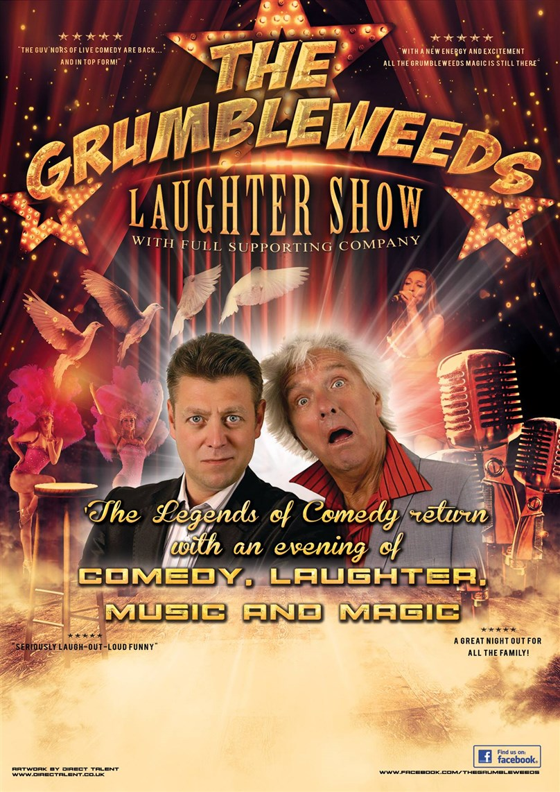 The Grumbleweeds Laughter Show