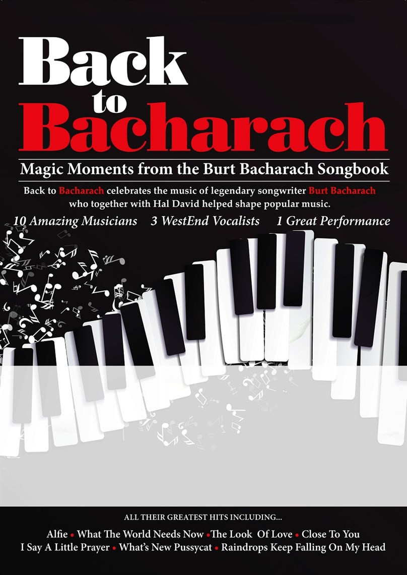 Back to Bacharach - Magic Moments from the Burt Bacharach Songbook