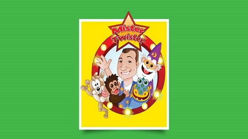 PLAYHOUSE Playtime: The Mister Twister Magic Show