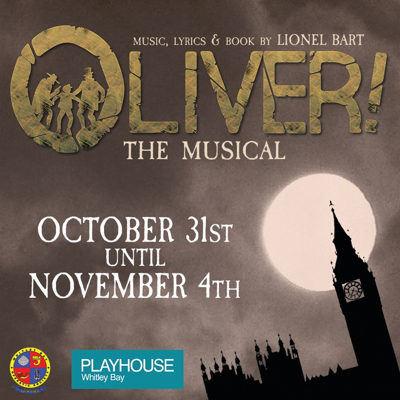 Whitley Bay Operatic Society present Oliver!