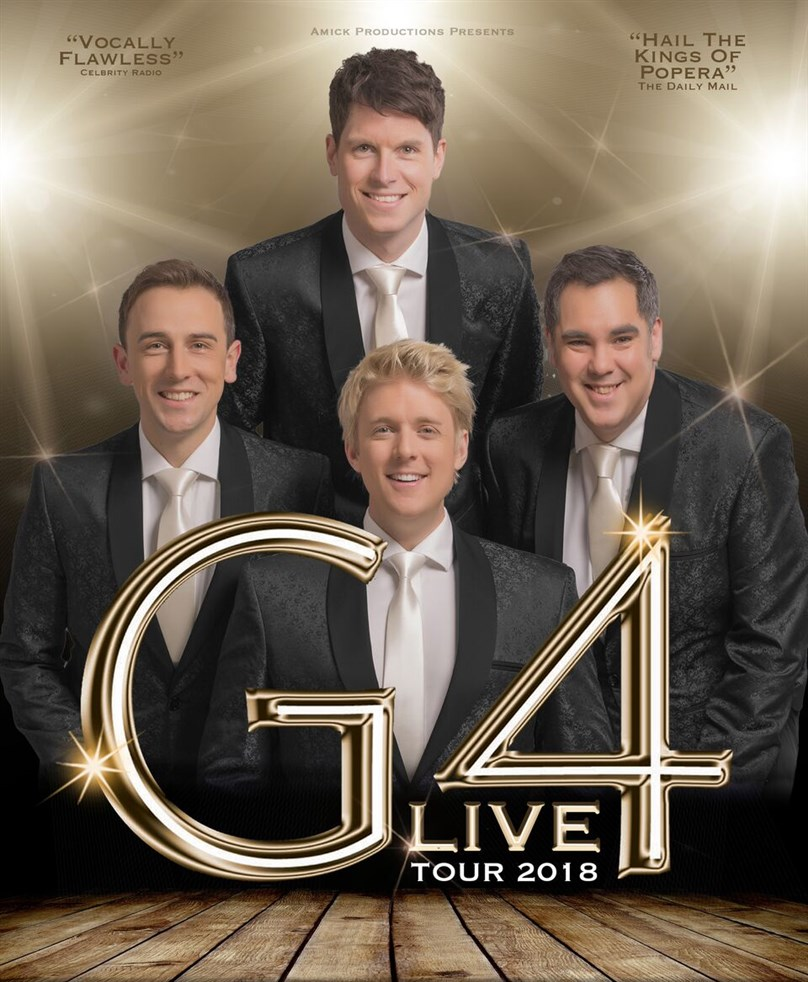 G4 - Live in Concert