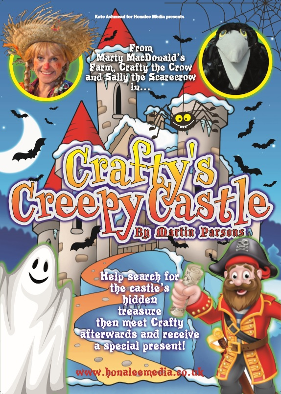 Crafty's Creepy Castle (Meet & Greet plus gift)