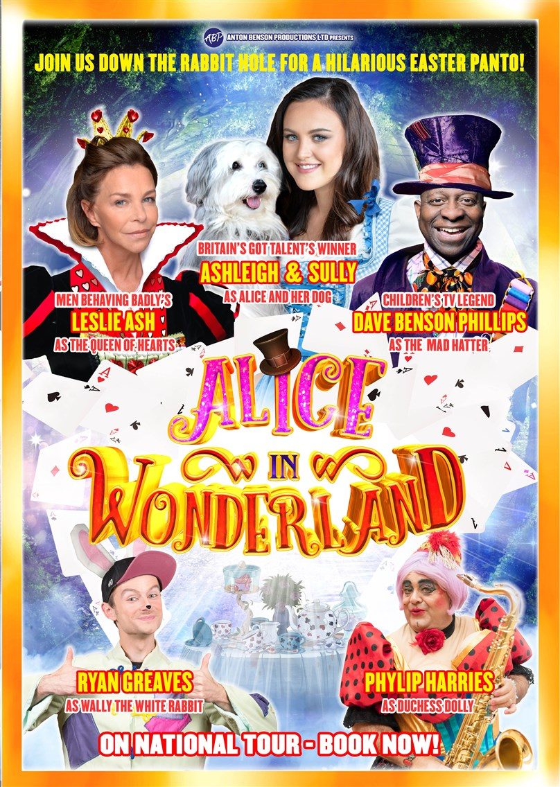 Easter Pantomime: Alice in Wonderland