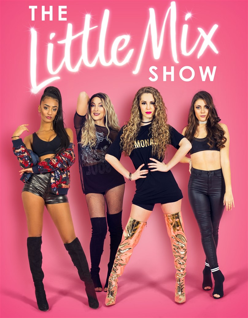 Black Magic The Little Mix Show Second Date Added Playhouse