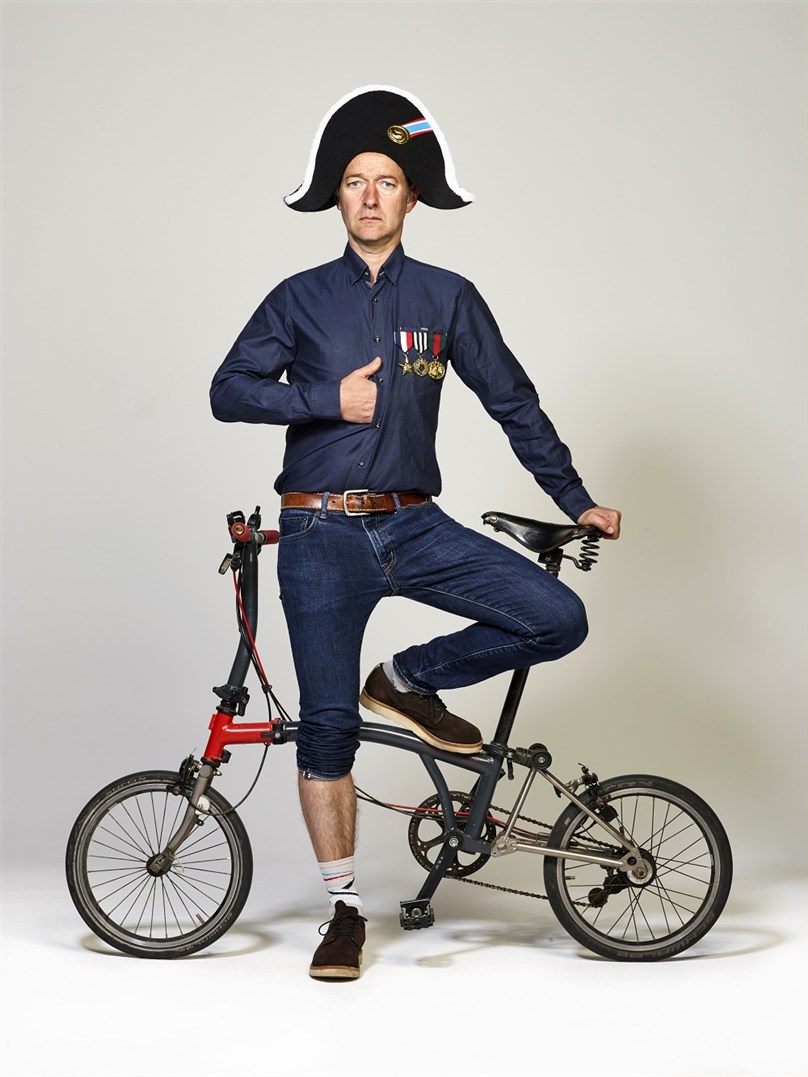 Ned Boulting: Tour De Ned!