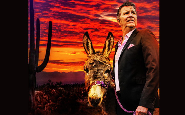 Stewart Francis: Into The Punset