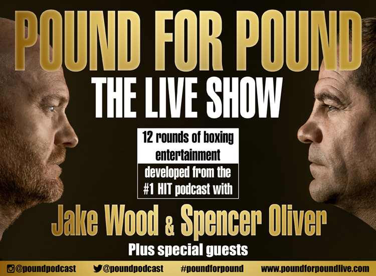 Pound for Pound: The Live Show