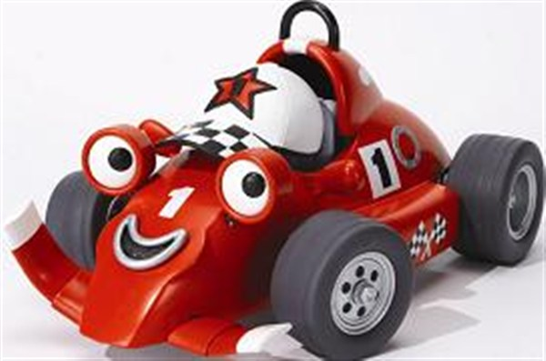 Video Roary The Racing Car
