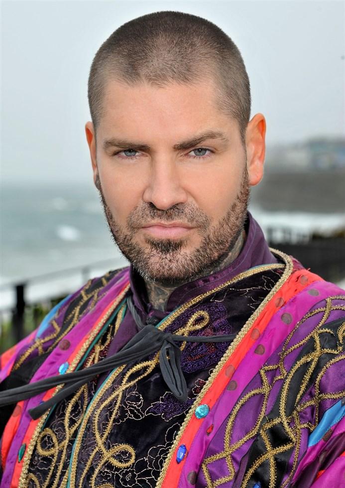 Boyzone Legend Shane Lynch Headlines Blue Genie