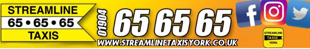 Streamline Banner