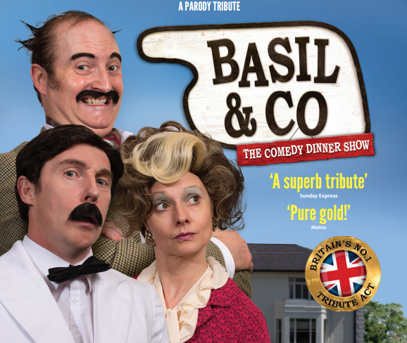 Image result for sitcom experience basil