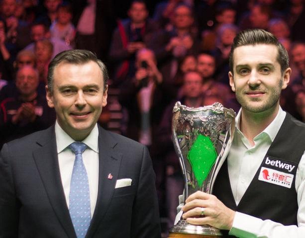 UK Snooker Championships 2017