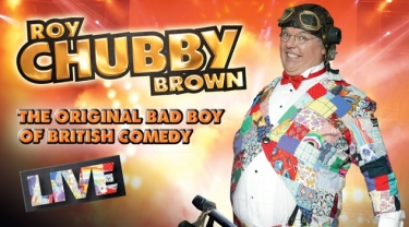 Opinion you Roy chubby brown shows directly