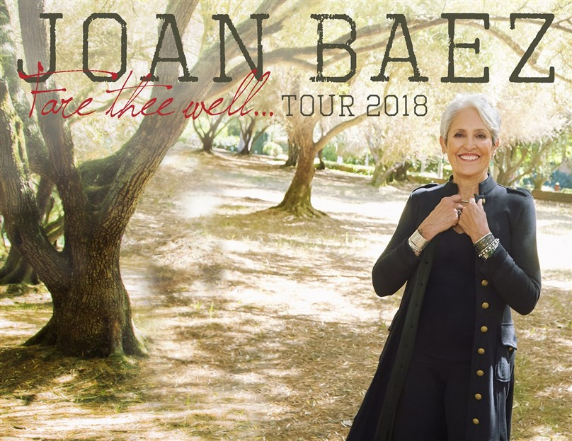 Joan Baez - Fare Thee Well Tour
