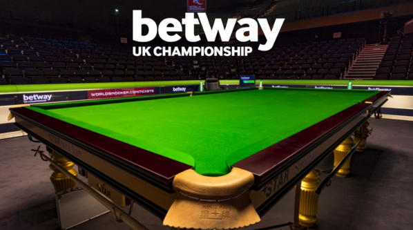 Betway UK Snooker Championship 2018