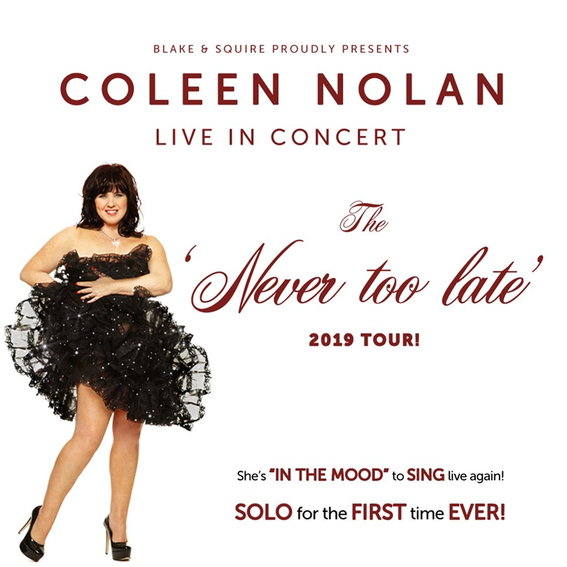 Coleen | Never Too Late