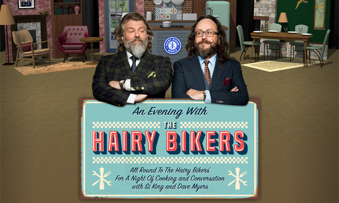 An Evening With The Hairy Bikers