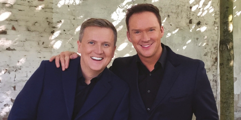 Aled Jones & Russell Watson - In Harmony Tour