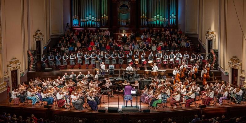 Scottish Fiddle Orchestra
