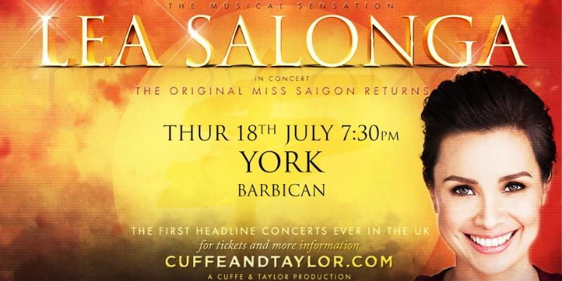 Lea Salonga: The Original Miss Saigon