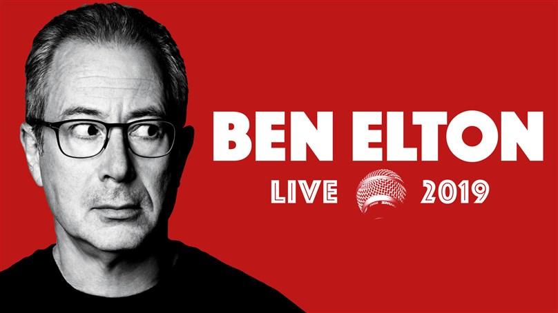 Ben Elton Tour