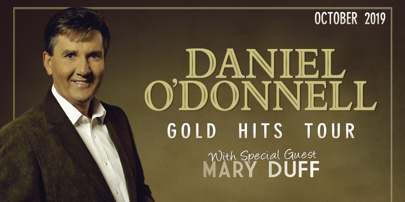 Daniel O'Donnell: Gold Hits Tour