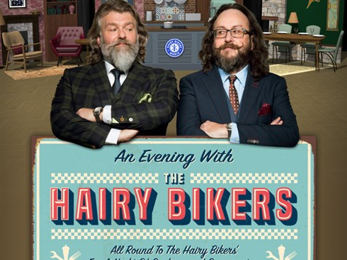 Book Tickets For Hairy Bikers