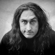 Ross Noble <p> Brain Dump