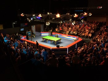 Betway UK Snooker Championship Official Line Up Announced