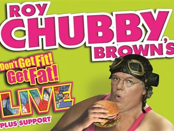 Chubbys Back In Town, & He's Ruder & Cruder Than Ever!