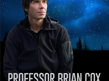 Professor Brian Cox Is Coming To The Barbican!