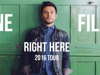 Shane Filan Tickets On Sale Now!