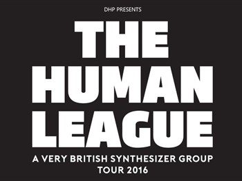 The Human League Return To York Barbican!