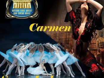 Russian Ballet & Opera House Returns With Two New Shows