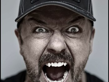 Ricky Gervais - On Sale Now!