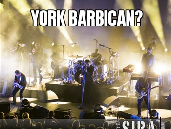 Do you want to play York Barbican?