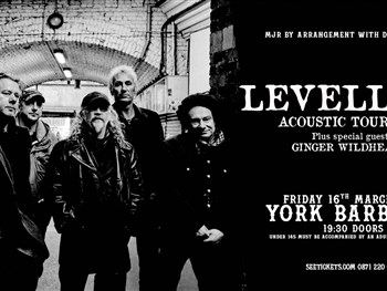 The Levellers are heading to York!