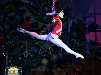 Get in the Christmas spirit with this festive ballet classic!