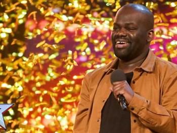 Britain's Got Talent Finalist Daliso Chaponda Headlines Fridays Comedy Club!