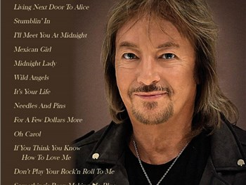 Chris Norman is back with a brand new tour!