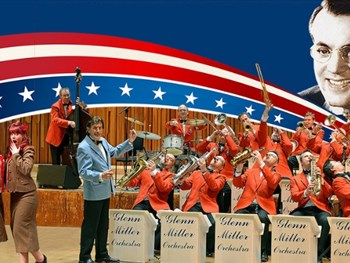 Tickets for The Glenn Miller Orchestra are on sale now!
