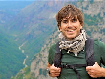 TV's Most Adventurous Traveller Is Heading To York